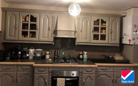 Kitchen Makeover – Beckton
