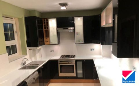 Kitchen Makeover – Aldgate