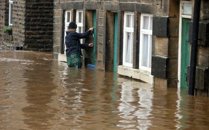 Flood Restoration Disaster Help in London